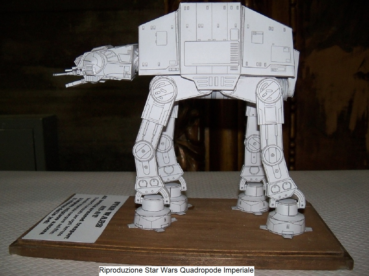 Star Wars Quadropode Imperiale